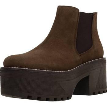 Chaussures Femme Boots Alpe 3504 11 Marron