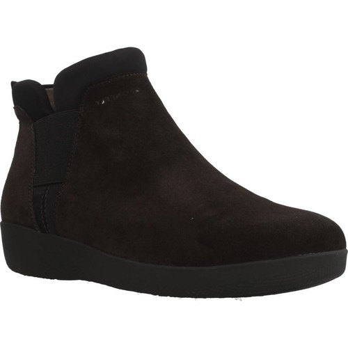 Chaussures Femme Boots Stonefly PASEO IV 5 Marron