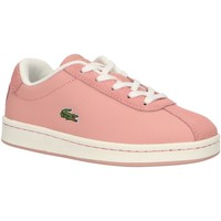 Chaussures Fille Multisport Lacoste 37SUC0011 MASTERS Rosa