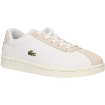 Chaussures Enfant Multisport Lacoste 37SUC0011 MASTERS Blanco