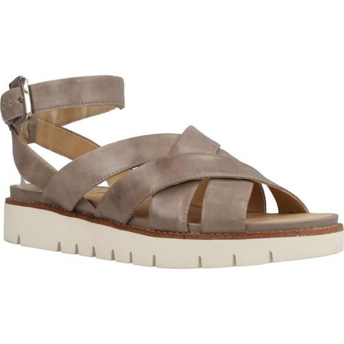 Chaussures Femme Sandales et Nu-pieds Geox D DARLINE Marron