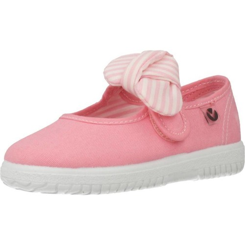 Chaussures Fille Ballerines / babies Victoria 105110 Rose