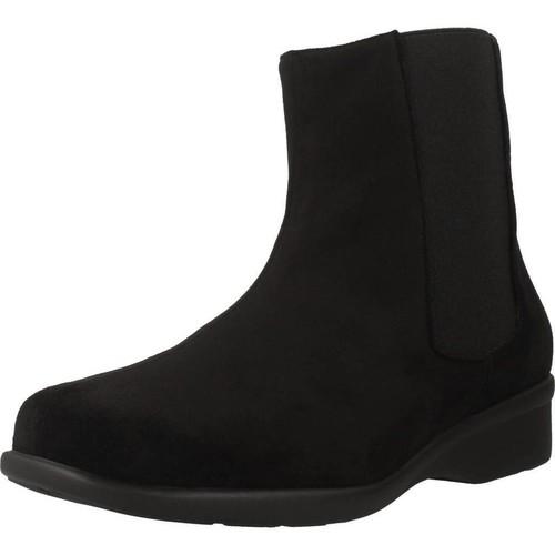 Chaussures Femme Boots Trimas Menorca 1253T Noir
