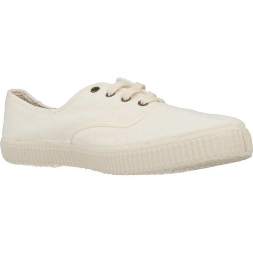 Chaussures Femme Baskets basses Victoria 1066127 Blanc