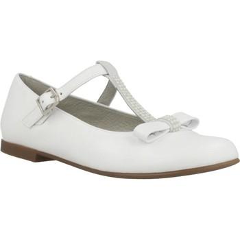 Chaussures Fille Ballerines / babies Landos 20AE207 Blanc