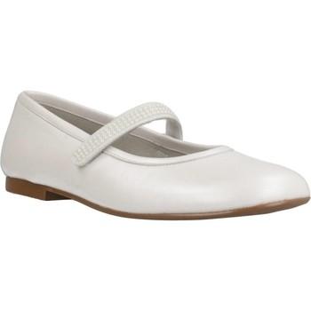 Chaussures Fille Ballerines / babies Landos 8236AE Blanc
