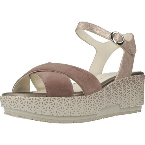 Chaussures Femme Sandales et Nu-pieds Stonefly KETTY 9 Beige