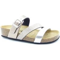 Chaussures Femme Mules Maison De Lespadrille 3536 BEIGE