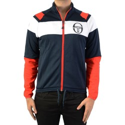 Vêtements Homme Sweats Sergio Tacchini Coiler/MC/Staff Tracktop 37996 Navy/White