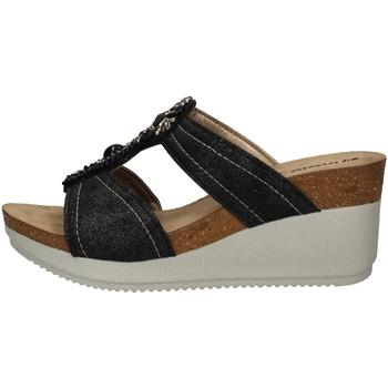 Chaussures Femme Mules Inblu EN 12 NOIR