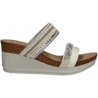 Chaussures Femme Mules Inblu EN 10 BLANC