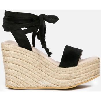Chaussures Femme Espadrilles By Peppas C COS Noir