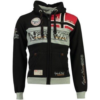 Vêtements Homme Sweats Geographical Norway Sweat Homme Flyer New Noir