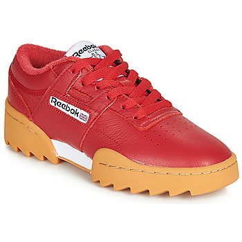 Chaussures Baskets basses Reebok Classic WORKOUT RIPPLE OG Rouge / Blanc