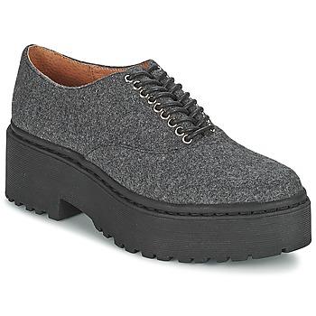Chaussures Femme Derbies Jeffrey Campbell BAIRD Gris