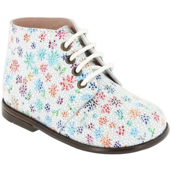Chaussures Fille Boots Aster Odria BLANC
