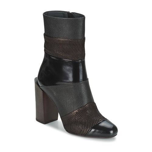 Chaussures Femme Bottines Jeffrey Campbell EXEBEND Noir