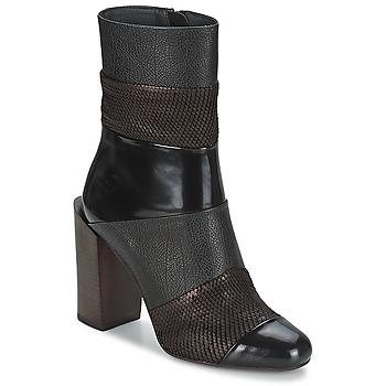 Bottines / Boots Jeffrey Campbell EXEBEND Noir 350x350