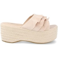 Chaussures Femme Espadrilles Ainy MB-35 Beige
