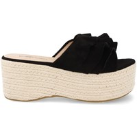 Chaussures Femme Espadrilles Ainy MB-35 Negro