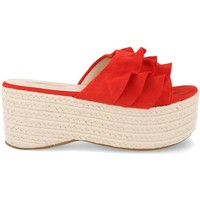Chaussures Femme Espadrilles Ainy MB-35 Rojo