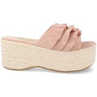 Chaussures Femme Espadrilles Ainy MB-35 Rosa