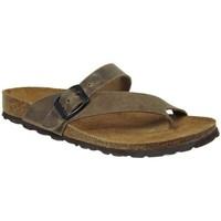 Chaussures Femme Sandales et Nu-pieds Interbios 7119-pardo Marron