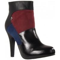 Chaussures Femme Low boots Les P'tites Bombes - Lpb Molly Noir