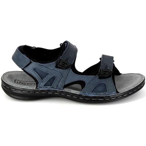 Chaussures Homme Sandales sport TBS Berric Marine Bleu Foncé