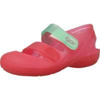 Chaussures Fille Chaussures aquatiques Igor S10146 Rose
