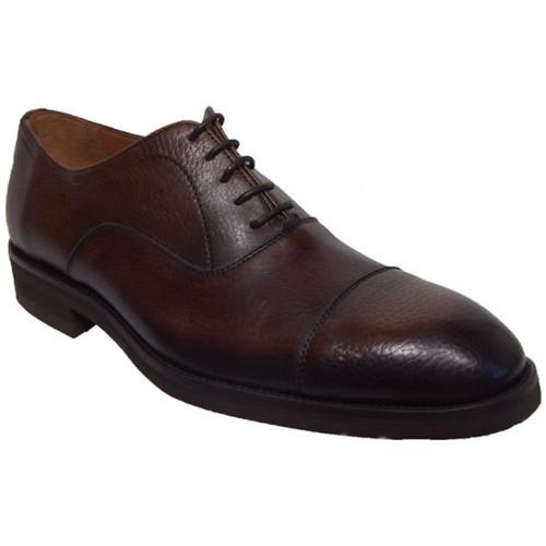 Chaussures Homme Derbies Paco Milan 3488 Marron