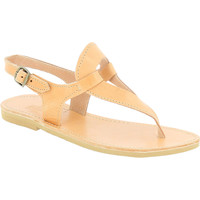 Chaussures Femme Sandales et Nu-pieds Attica Sandals ARTEMIS CALF NUDE Nudo