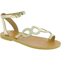 Chaussures Femme Sandales et Nu-pieds Attica Sandals APHRODITE CALF GOLD oro