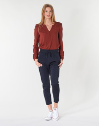 Vêtements Femme Chinos / Carrots Only ONLPOPTRASH Marine
