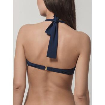 Haut Vêtements Bleu Maillots Bain Blue Séparables Luna Maillot Préformé Bandeau Sense De Femme Tl351ucFKJ