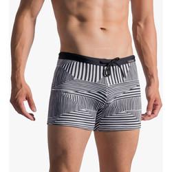 Vêtements Homme Maillots / Shorts de bain Olaf Benz Short de bain BLU1751 Bleu Marine