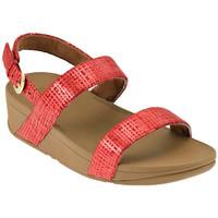 Chaussures Femme Sandales et Nu-pieds FitFlop LOTTIE CHAIN PRINT SANDAL Sandales Multicolore