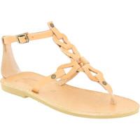 Chaussures Femme Sandales et Nu-pieds Attica Sandals GAIA CALF NUDE Nudo