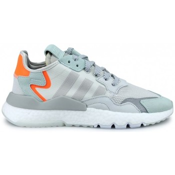 Chaussures Homme Baskets basses adidas Originals Basket  Nite Jogger Gris Bd7956 Gris