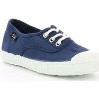 Chaussures Fille Baskets basses Aster Miley MARINE