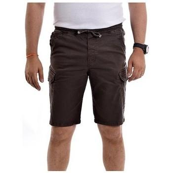 Vêtements Homme Shorts / Bermudas Ritchie Bermuda battle BERDILLO Gris foncé