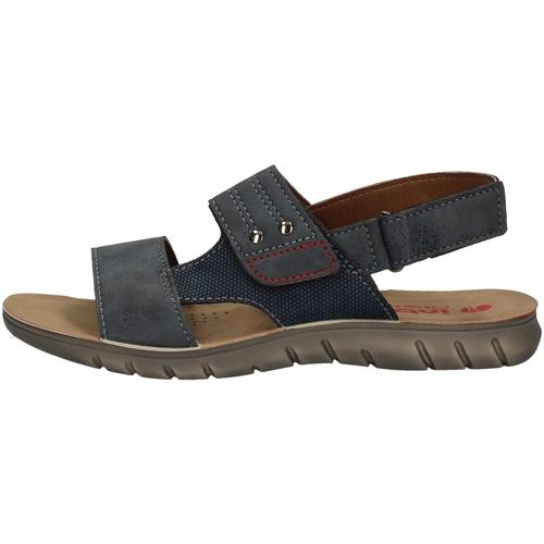 Chaussures Homme Sandales et Nu-pieds Inblu FO 25 BLEU
