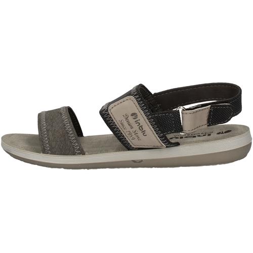 Chaussures Homme Sandales et Nu-pieds Inblu DA 5 CHARBON