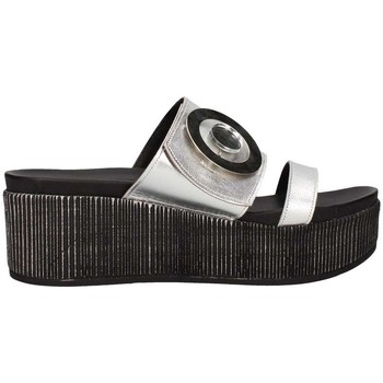 Chaussures Femme Sandales et Nu-pieds I Sandali 531 argent