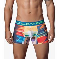 Sous-vêtements Homme Boxers Clever Boxer Utopia de Jaune