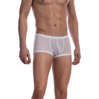 Sous-vêtements Homme Boxers Olaf Benz Shorty RED0965 Blanc