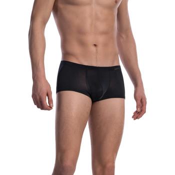 Sous-vêtements Homme Boxers Olaf Benz Shorty RED1201 Noir