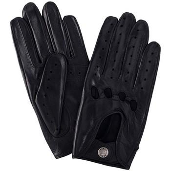Accessoires textile Homme Gants Glove Story Gants cuir  ref_23665 100 Noir Noir