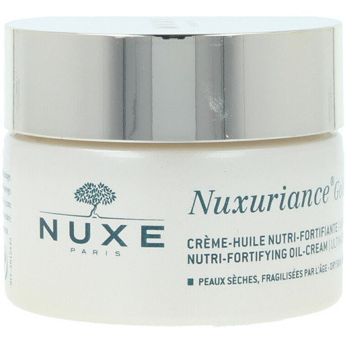 Gold ageamp; Nuxuriance fortifiante rides 50 Anti Anti Femme huile Nuxe Nutri Ml Crème N0wOy8nvm
