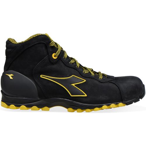 Chaussures Chaussures de travail Utility Diadora BEAT II HI S3 HRO SRC Noir